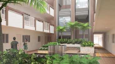 Central Atrium Garden