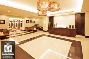 Lobby Each Building