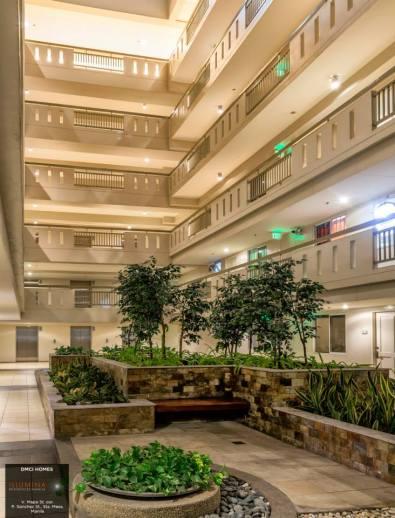 Atrium Garden every 5th Floor