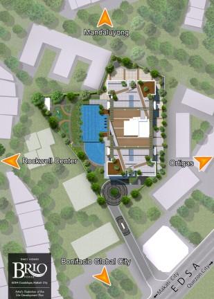 Brio Tower Site Dev't Plan