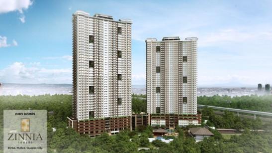 Zinnia Towers, Munoz, Quezon City
