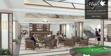 Open Lobby / Bar Area