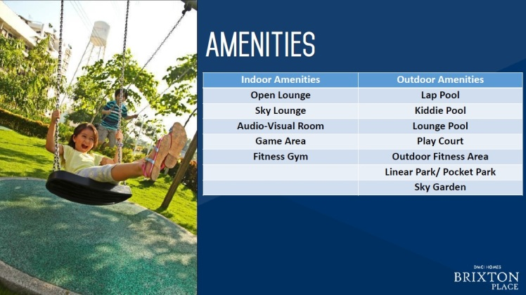 BRP Amenities