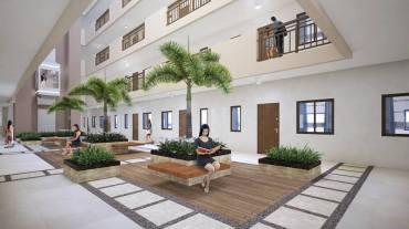 Atrium Garden Gound Floor