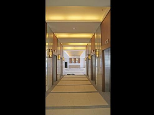 South Tower Elevators