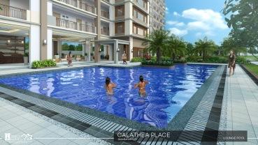 CLP Lounge Pool